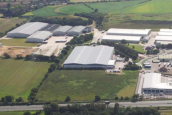 Johnston Logistics UK Site