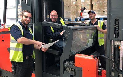 Survey Shows Johnston Logistics UK's Team Feeling Benefits of Change