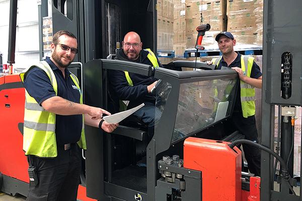 Survey Shows Johnston Logistics UK's Team Feeling Benefits of Change