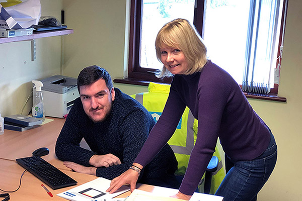Johnston Logistics UK Put Theory into Practice with Management Mentoring
