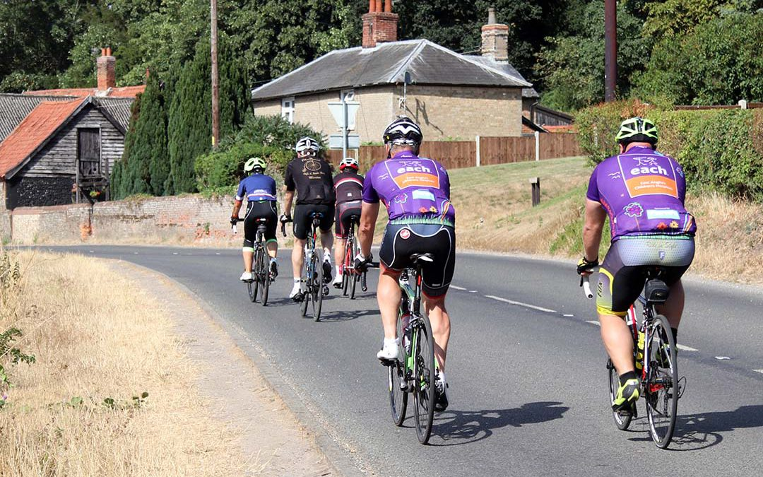 Johnston Logistics UK Once Again Sponsor Ride for Life for Children's Hospices