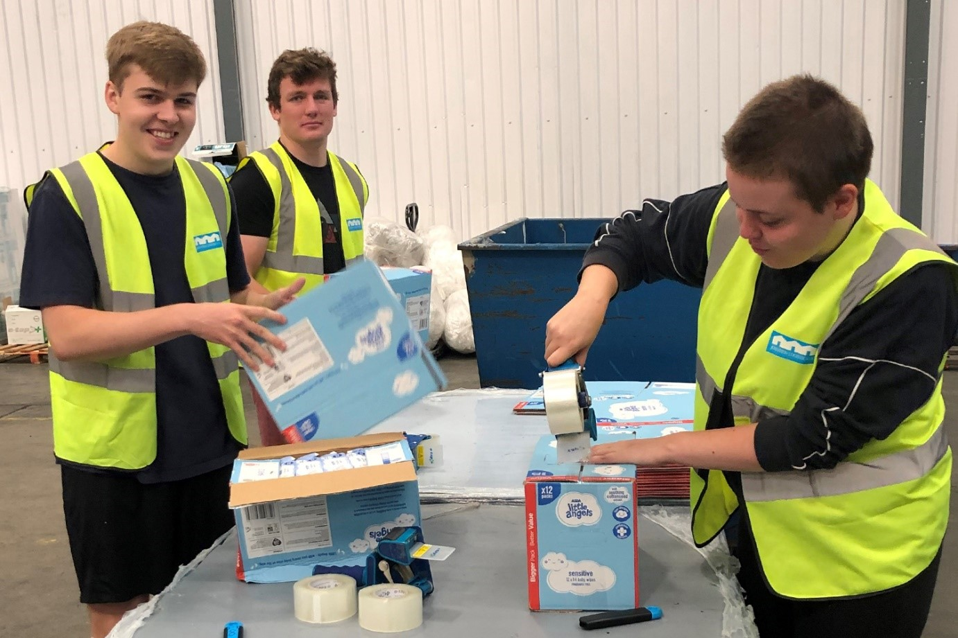 Johnston Logistics UK Help Hard-Working Students Earn Money and Gain Experience